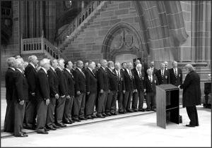 choirpreaching
